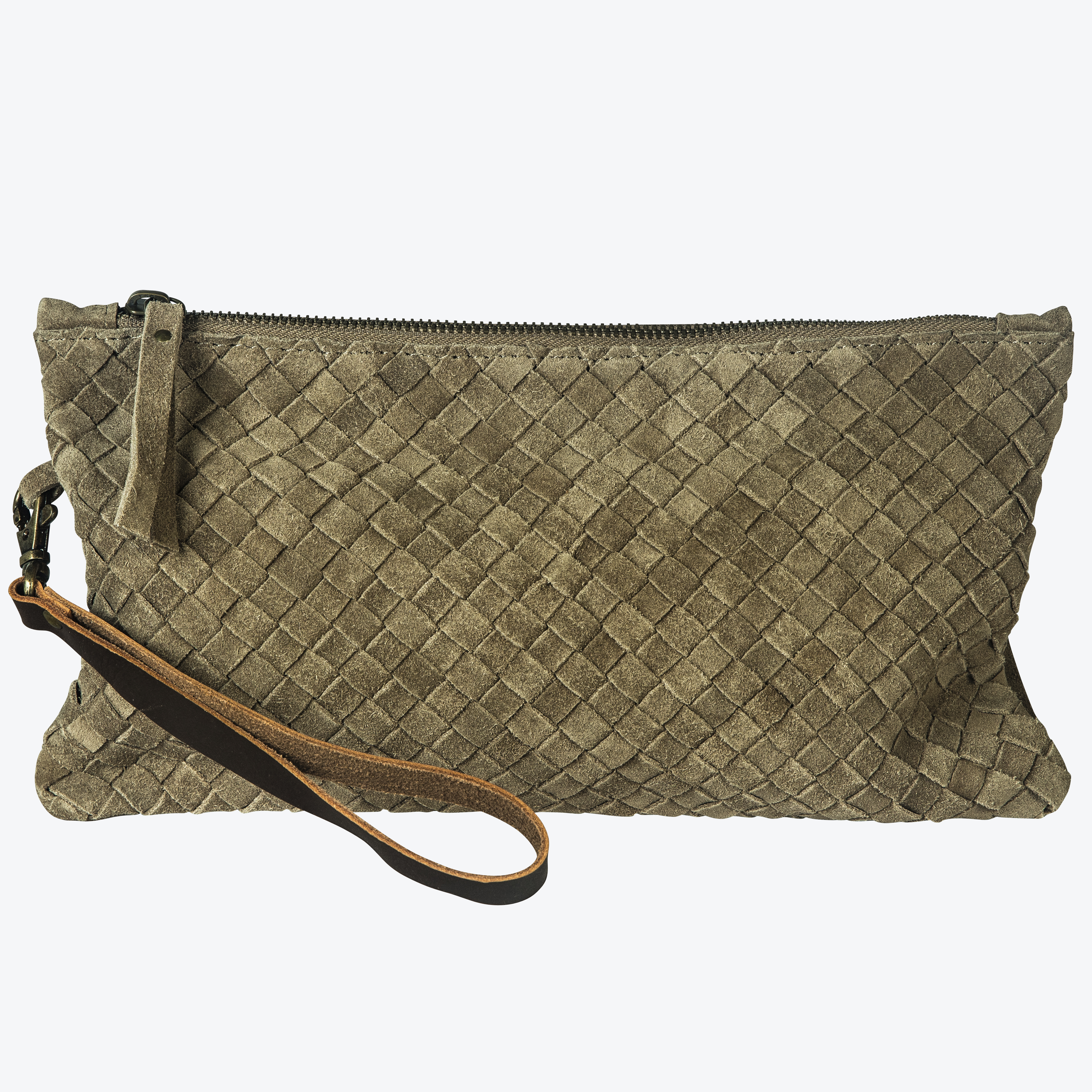 Cross Clutch Bag